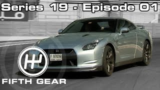 Fifth Gear Series 19 Episode 1 смотреть