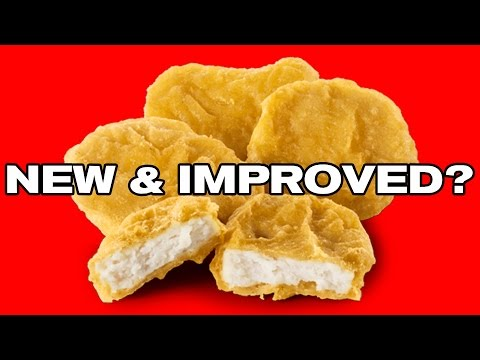 """Chicken McNuggets Are Getting a McRevamp to Be """"Healthier""""? - Food Feeder"""