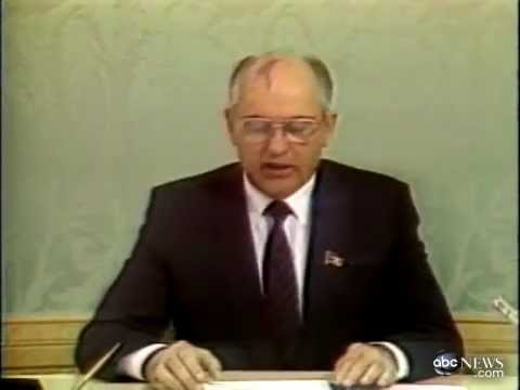 Chernobyl Nuclear Disaster: Gorbachev Speaks, May 14, 1986