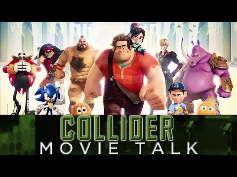 Collider Movie Talk - Wreck-It Ralph 2 Announced By Disney