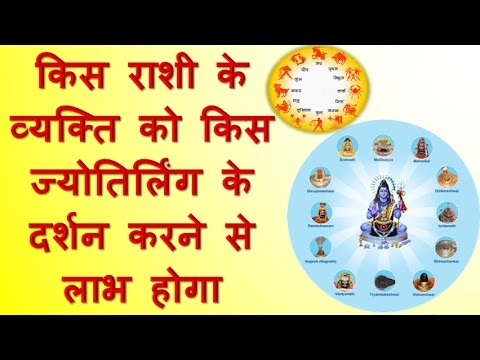 12 jyotirlinga means the radiant sign the almighty shiva