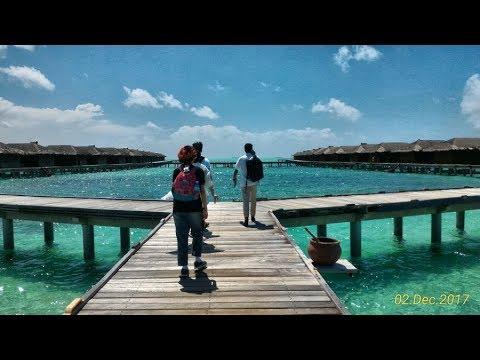 Maldives -  Medhufushi Island Resort December 2017