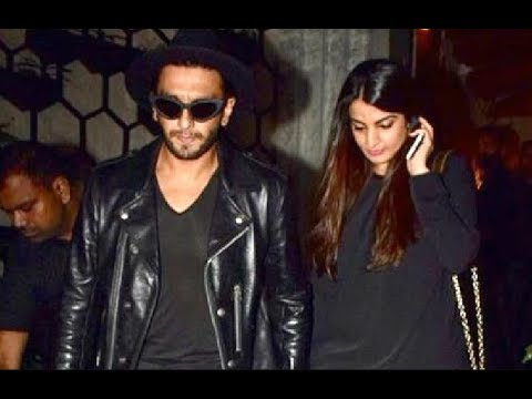 Ranveer Singh SPOTTED With His Sister Ritika Bhavnani At Arth Restaurant Mp3