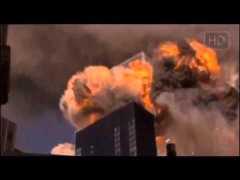 Как падали башни близнецы