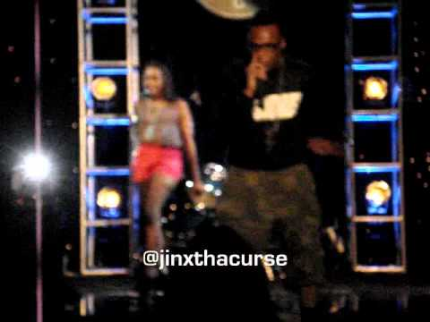 Yung Jinx Tha Curse Perform Live! (07-09-11) at the Hollywood celebrity center