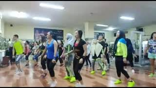 Haning Lagu Dayak Fit Day Fitnes Fun Aerobic Kreasi