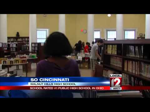 So Cincinnati: Walnut Hills rated top public high school in Ohio