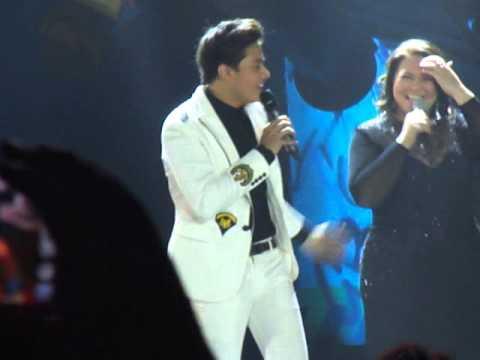 Daniel Padilla with Karla Estrada #DOS