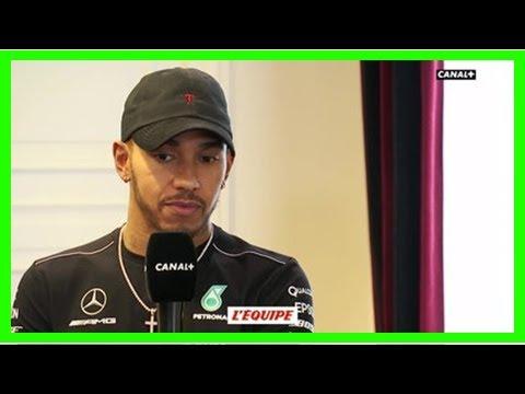 Dernières nouvelles | F1 - «Ma conviction» avec Erik Bielderman : Lewis Hamilton est favori