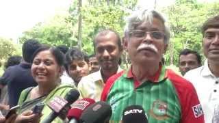Dr M Zafar Iqbal on Banglawash