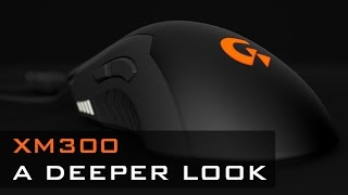 A deeper look at XM300 Gaming Mouse - GIGABYTE XTREME GAMING