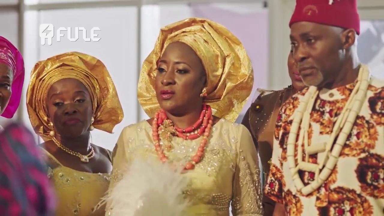 Download The Wedding Party: Adesua Etomi, BankyW, Ireti Doyle & At The Premiere
