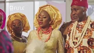 The Wedding Party: Adesua Etomi, BankyW, Ireti Doyle & At The Premiere