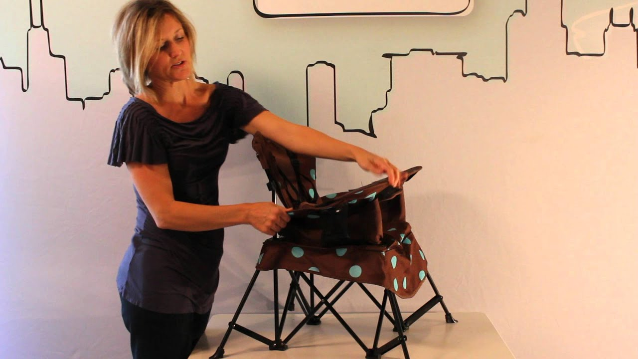 Kelsyus Go With Me Chair Demo  sc 1 st  YouTube & Kelsyus Go With Me Chair Demo - YouTube