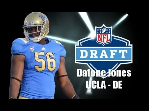 Datone Jones - 2013 NFL Draft Profile