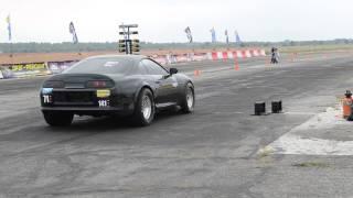 Drag Weekend  3 этап Toyota Supra vs 2108