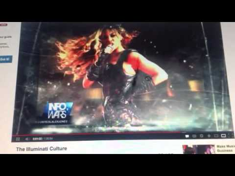 Super Bowl 2013 Beyonce's illuminati Ritual Decoded ...