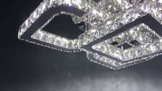 Хрустальная светодиодная люстра(, 2018-06-10T09:03:19.000Z)