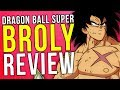 Dragon Ball Super Broly Review No Spoilers mp3