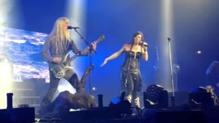 Nightwish - The Poet And The Pendulum, Live