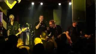 Sham 69 - Live @ Winston Kingdom - Amsterdam - The Netherlands - 22-12-2012 - Pt 6.