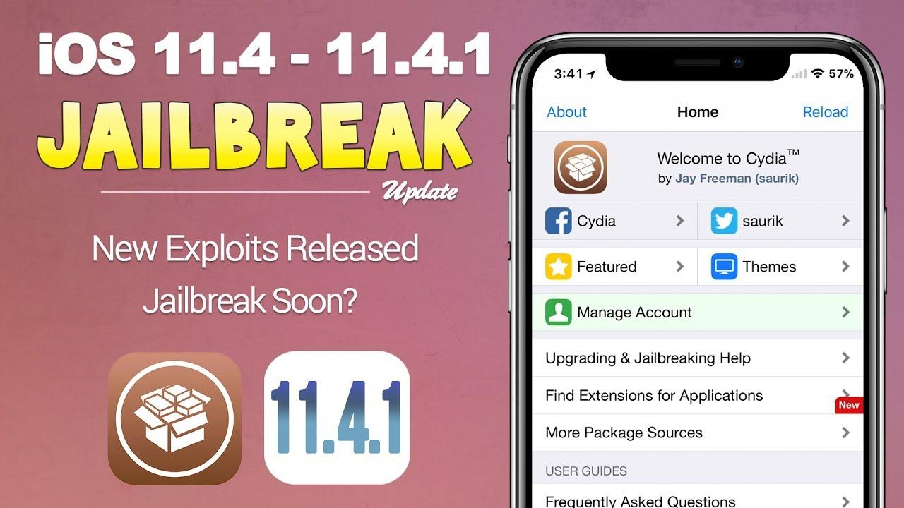 How To Jailbreak iOS 11.4.1 to iOS 12.1.2 Jailbreak Using ...