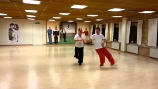 Dans med Annika och Henrik