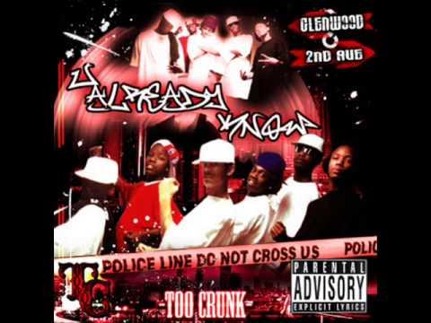 TC (Too Crunk) - Straight Gangsta