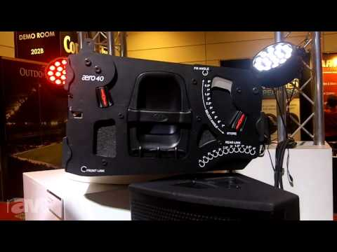 InfoComm 2013: DAS Audio Features Aero-40