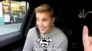 Justin bieber ouvindo  MC Lan Open the tcheka!! ♫