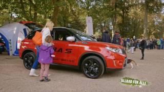 """""""Allrad für alle"""" – die Suzuki Roadshow"""