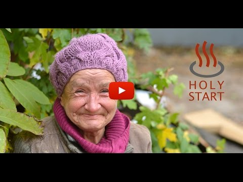 Holy Start | Soup kitchen for the homeless in Poznań