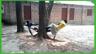 Funny Video Compilation | Village Boys Comedy Clips | Fun Summary Tv bd