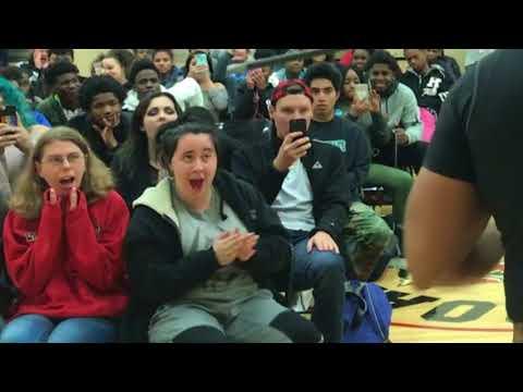 Crossroads Alternative High School/ Conquerors Assembly