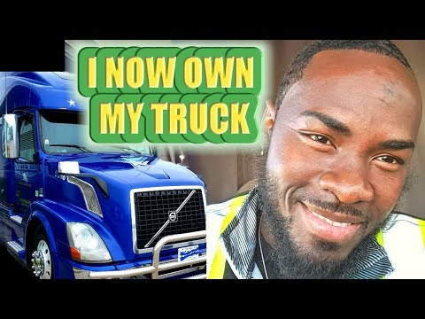 I Brought A Used Volvo Truck To Start A Trucking Business. Vlog#39