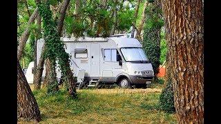 Reisebericht Camping Municipal le Pont de L'Etang (Bretagne - Cap Frehel) August 2017