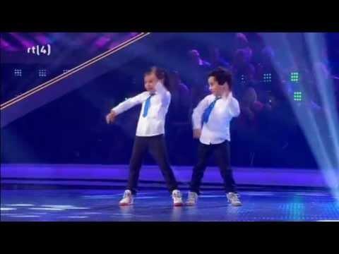Everybody Dance Now - S01E03 Auditie Joni & Jamie