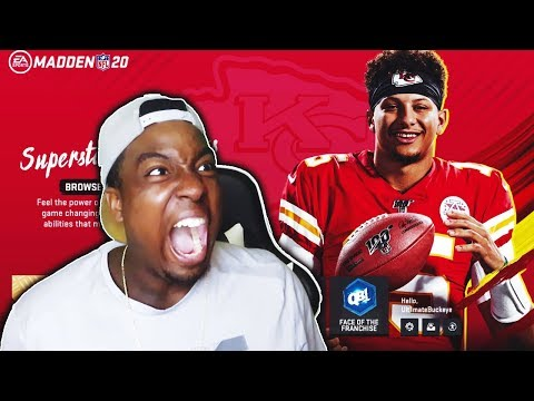 MADDEN 20 EA ACCESS GAMEPLAY!!!