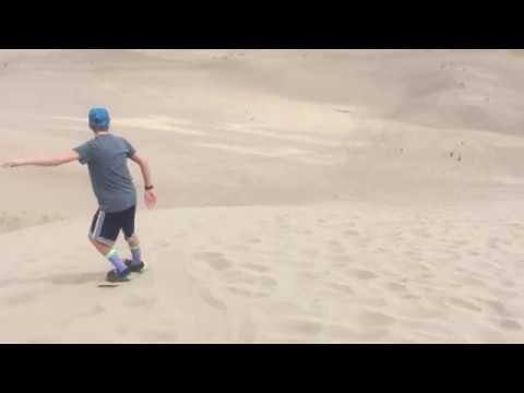 Trip to Great Sand Dunes National Park Colorado (U.S)