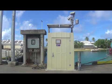 Tuvalu Tide Gauge