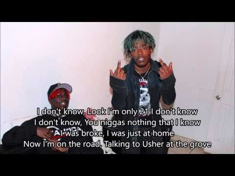 Lil Uzi Vert - Grab The Wheel (Lyrics)