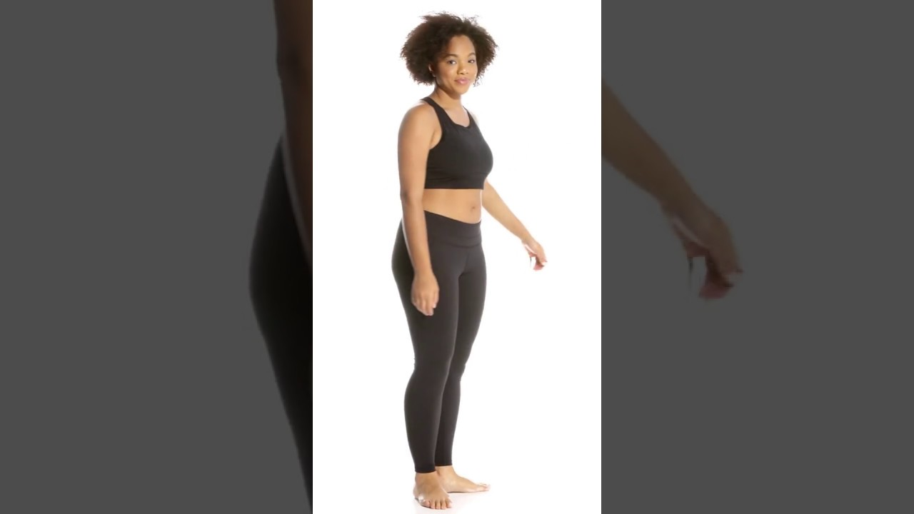 b5bbca81f Lucy Women s Plus Size High Impact Workout Bra