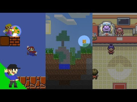 Level UP's Easter Egg Hunt Minigame
