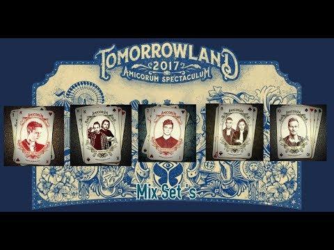 Tomorrowland 2017 Amicorum