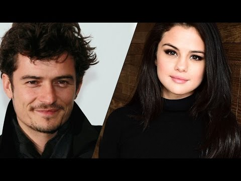 """Selena Gomez Being CHASED by Orlando Bloom After Katy Perry Breakup? """"He's BLOWING UP Her Phone!"""""""