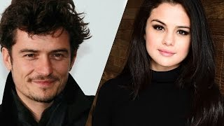 """Selena Gomez Being CHASED by Orlando Bloom After Katy Perry Breakup? """"He"""