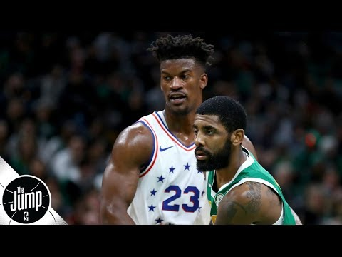 Jimmy Butler could follow Kyrie Irving to the Brooklyn Nets - Stephen Jackson | The Jump