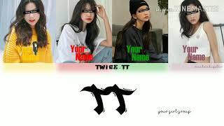YOUR GIRL GROUP - TT「 TWICE JAPANESE VERSION 」