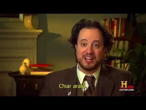Ancient Aliens s01e00 subtitrat in limba romana