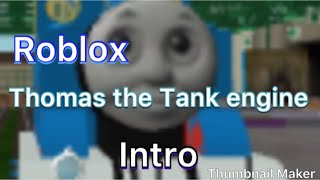 Thomas The Tank Engine intro (but in roblox)